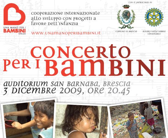 Concerto per i Bambini