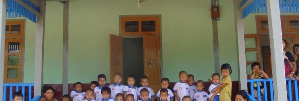 È nata la Scuola della Gioia in Birmania